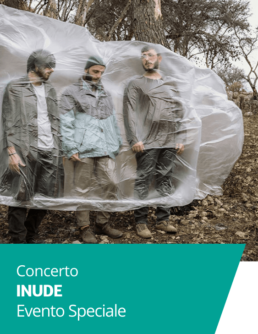 Inude in concerto a Le Musichall